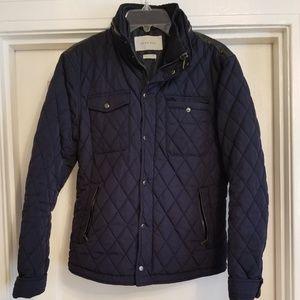 Zara Man Cross stitch Jacket size M